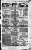The Irishman Saturday 02 January 1869 Page 1