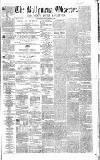 Ballymena Observer Saturday 15 December 1860 Page 1