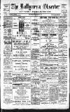 Ballymena Observer Friday 10 January 1913 Page 1
