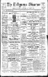 Ballymena Observer Friday 31 January 1913 Page 1