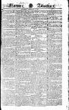 Morning Advertiser Saturday 16 February 1822 Page 1