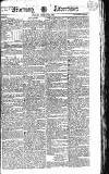 Morning Advertiser Friday 07 February 1823 Page 1