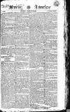 Morning Advertiser Thursday 27 February 1823 Page 1