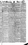 Morning Advertiser Tuesday 11 November 1823 Page 1