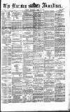 Morning Advertiser Thursday 25 April 1872 Page 1