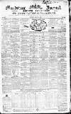 Maidstone Journal and Kentish Advertiser Tuesday 06 August 1850 Page 1