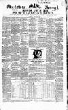 Maidstone Journal and Kentish Advertiser Tuesday 20 August 1850 Page 1