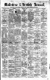 Maidstone Journal and Kentish Advertiser Tuesday 01 January 1889 Page 1