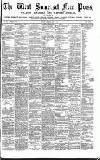West Somerset Free Press Saturday 14 May 1887 Page 1