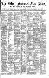 West Somerset Free Press Saturday 16 July 1887 Page 1