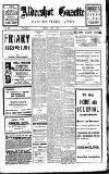 Aldershot Military Gazette Friday 01 March 1918 Page 1