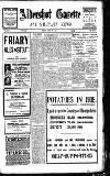 Aldershot Military Gazette Friday 12 April 1918 Page 1