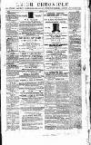 Leigh Chronicle and Weekly District Advertiser Saturday 05 January 1856 Page 1