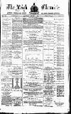 Leigh Chronicle and Weekly District Advertiser Saturday 08 January 1881 Page 1