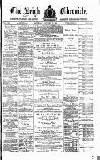 Leigh Chronicle and Weekly District Advertiser Saturday 15 January 1881 Page 1