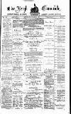 Leigh Chronicle and Weekly District Advertiser Saturday 29 January 1881 Page 1