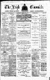 Leigh Chronicle and Weekly District Advertiser Saturday 05 February 1881 Page 1