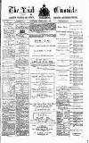 Leigh Chronicle and Weekly District Advertiser Saturday 12 February 1881 Page 1