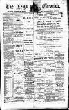 Leigh Chronicle and Weekly District Advertiser Friday 02 February 1900 Page 1