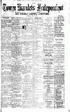 Tower Hamlets Independent and East End Local Advertiser Saturday 10 August 1867 Page 1