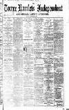 Tower Hamlets Independent and East End Local Advertiser Saturday 21 September 1867 Page 1