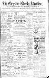 Chepstow Weekly Advertiser Saturday 31 March 1900 Page 1