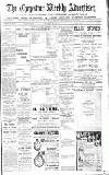 Chepstow Weekly Advertiser Saturday 26 May 1900 Page 1