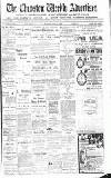 Chepstow Weekly Advertiser Saturday 16 June 1900 Page 1