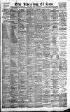 Glasgow Evening Citizen Monday 08 January 1883 Page 1
