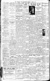 Sheffield Independent Monday 08 March 1926 Page 4