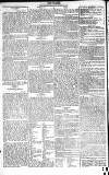 London Courier and Evening Gazette Monday 19 January 1801 Page 4