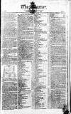 London Courier and Evening Gazette Tuesday 10 December 1805 Page 1