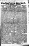 Londonderry Sentinel Saturday 12 June 1830 Page 1
