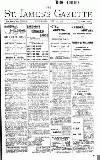 St James's Gazette Wednesday 15 July 1896 Page 1