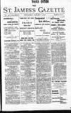 St James's Gazette