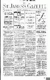 St James's Gazette Friday 12 January 1900 Page 1
