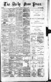 Aberdeen Free Press Thursday 08 January 1880 Page 1