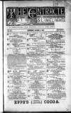 London and Provincial Entr'acte Saturday 02 January 1886 Page 1