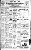 Lincolnshire Standard and Boston Guardian Saturday 24 August 1912 Page 1