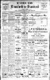 Lincolnshire Standard and Boston Guardian Saturday 31 August 1912 Page 1