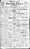 Lincolnshire Standard and Boston Guardian Saturday 21 September 1912 Page 1