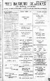 Banbury Guardian Thursday 01 November 1917 Page 1