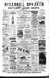 Bellshill Speaker Saturday 08 April 1899 Page 1