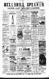 Bellshill Speaker Saturday 15 April 1899 Page 1