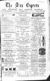 Diss Express Friday 21 January 1870 Page 1
