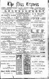 Diss Express Friday 08 January 1915 Page 1