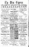 Diss Express Friday 19 February 1915 Page 1