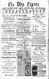 Diss Express Friday 26 February 1915 Page 1