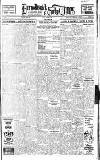 Barnoldswick & Earby Times Friday 03 December 1943 Page 1