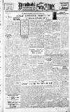 Barnoldswick & Earby Times Friday 03 November 1950 Page 1